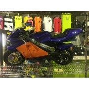 MINIMOTO CARENADA MOTO GP 49 CC 2T POCKET