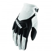 GUANTES ADULTO DE CROSS THOR WHITE