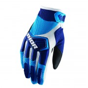 GUANTES ADULTO DE CROSS THOR BLUE