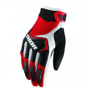 GUANTES ADULTO DE CROSS THOR RED