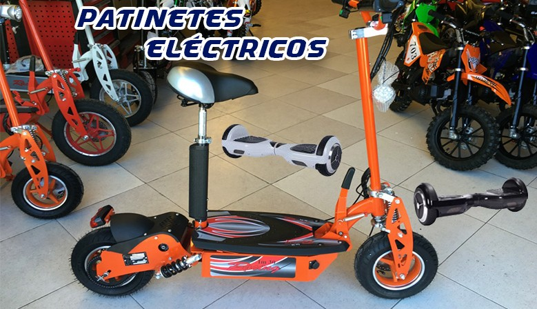 PATINETES ELECTRICOS, SMART LED PATINETE GRAN HERMANO
