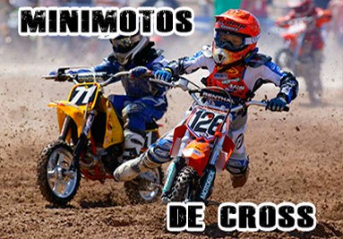 Minimotos de cross